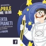 """Cori, Michela Magni espone """"Alla scoperta di nuovi Pianeti"""""""