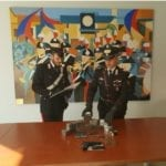 Aprilia, detenzioni di armi e stupefacenti: un arresto e una denuncia