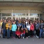 Gli studenti di Cisterna in Spagna per spiegare il genio di Leonardo