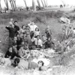 Memorie di provincia: Pasquetta a Fondi, nella pineta vista mare ormai svanita