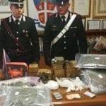 Fondi: botte ai carabinieri e 17 chili di droga. I dettagli sui due arresti
