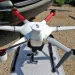 Il Parco degli Ausoni scegli i droni per monitorare le aree protette