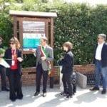 Formia, Fare Verde inaugura i pannelli informativi sul lungomare