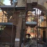 Gaeta, continua l'opera di restauro conservativo della porta Domnica