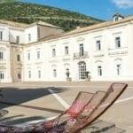 Il Museo della seta del Real Belvedere di San Leucio