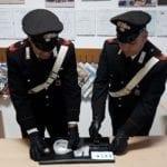 Cocaina in auto, arrestati per spaccio due giovani