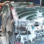 """Botte per l'autolavaggio… e """"il territorio"""": due denunciati"""