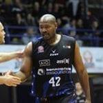 Latina Basket, BJ Raymond miglior giocatore di marzo in serie A2