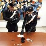 Operazione antidroga dei carabinieri di Aprilia: in manette due uomini