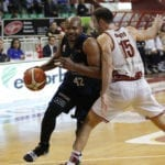 Basket serie A2, Latina sconfitta a Trapani dopo un rocambolesco finale