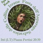 Torna a Itri 'Spaurock', la festa dell'asparago selvatico delle colline itrane