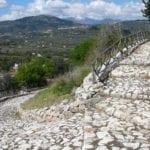 Riqualificazione dei sentieri delle colline aurunche: quasi tutto pronto