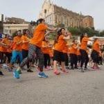 Gaeta, arriva la novità sportiva dell'anno: il 'Silent Urban Fitness' (#VIDEO e #FOTO)
