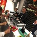 Il DJ formiano Ulisse Marciano protagonista al Vinitaly 2018 (#FOTO)