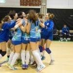 Volley Terracina travolgente: batte Anzio e conquista i playoff