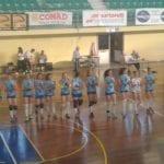 Niente B2 per la Volley Terracina dopo la sconfitta con Civitavecchia