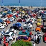 """500 DAY: a Gaeta il quarto raduno dei """"cinquini"""" d'epoca"""