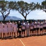 Tennis, CT Gaeta-TC Benevento è pari: ancora imbattuti