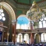 L'imponente Sinagoga di Sofia