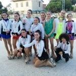Pattinaggio artistico, la Polisportiva Nuovi Orizzonti fa il pieno di medaglie