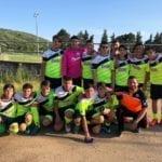 Formia, l'Asd Don Bosco chiude la stagione con 34 punti