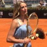 """Agli internazionali di tennis, """"vince"""" anche la pontina Santangelo"""
