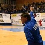Luparense-Axed Latina, gara 1 play off. Le parole del tecnico Ferreira
