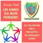 """Servizio Civile: 20 volontari in Comunità Montana con il progetto """"Scopriamo i Lepini"""""""