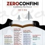 """Pedagogia teatrale, il progetto """"Zero-Confini"""" del Teatro KappaO di Formia"""