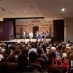 Formia, due sedie vuote al primo confronto tra i candidati sindaco – VIDEO