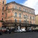 Ex Palazzo Municipale, consegnata l'area per i lavori di restauro