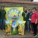 Fare Verde ancora a sostegno dei cani e gatti ospiti dei volontari
