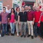 Elezioni Cisterna, inaugurata la nuova sede del Pd