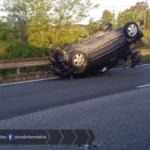 Grave incidente sulla Pontina, strada semi-chiusa per ore e lunghe code
