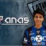 Nuovo acquisto dell'Axed Latina: ecco Anàs El Ayyan Fahmi