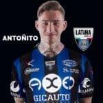 Calcio a 5, Axed Latina: arriva Antonio Sierra Garcia