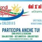 Fondi, a luglio torna il Summer Sport