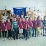 La scuola De Amicis di Formia riceve il premio Enegan