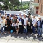 Pulmino solidale, cerimonia di consegna del bus per la mobilità garantita