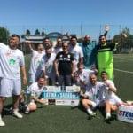 Calcio a 7, Latina&Sabaudia Città di Mare conquista a Riccione il sesto tricolore di fila