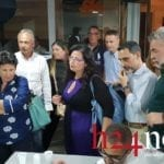 Formia, la festa di Paola Villa dopo l'elezione al ballottaggio (#VIDEO)