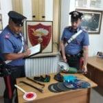 Sezze, possesso di arnesi da scasso: denunciati due presunti ladri