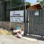 """Rifiuti """"da sigilli"""": sequestrata la piattaforma ecologica di Sperlonga"""