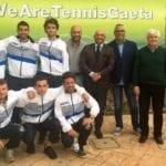 Tennis, match clou a Gaeta tra i padroni di casa e il CT Giotto Arezzo