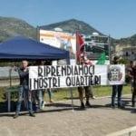 Fondi, raccolta firme di CasaPound per telecamere e più sicurezza in centro