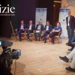 Elezioni a Formia, La ribalta dei 6 candidati a sindaco – VIDEO
