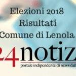 Elezioni a Lenola: il nuovo sindaco è Magnafico