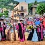 Cori, il palio Madonna del Soccorso va a Porta Ninfina