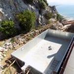 Controlli tra il Circeo e Sabaudia, sequestrata anche una maxi piscina