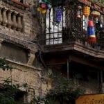 I caratteristici Ruin Pub di Budapest